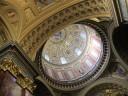 Interior St. Istvan's Basilica