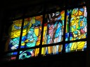 Stained Glass in the Gellert Spa