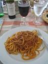 Spaghetti, Naples, Italy