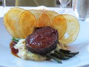 Steak Oscar, Cypress, Charleston